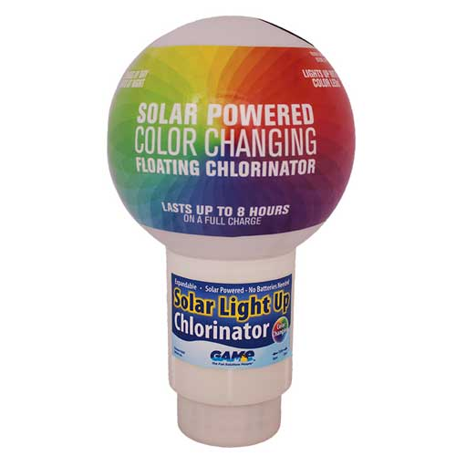 Solar Globe Chlorinator Pool Mart